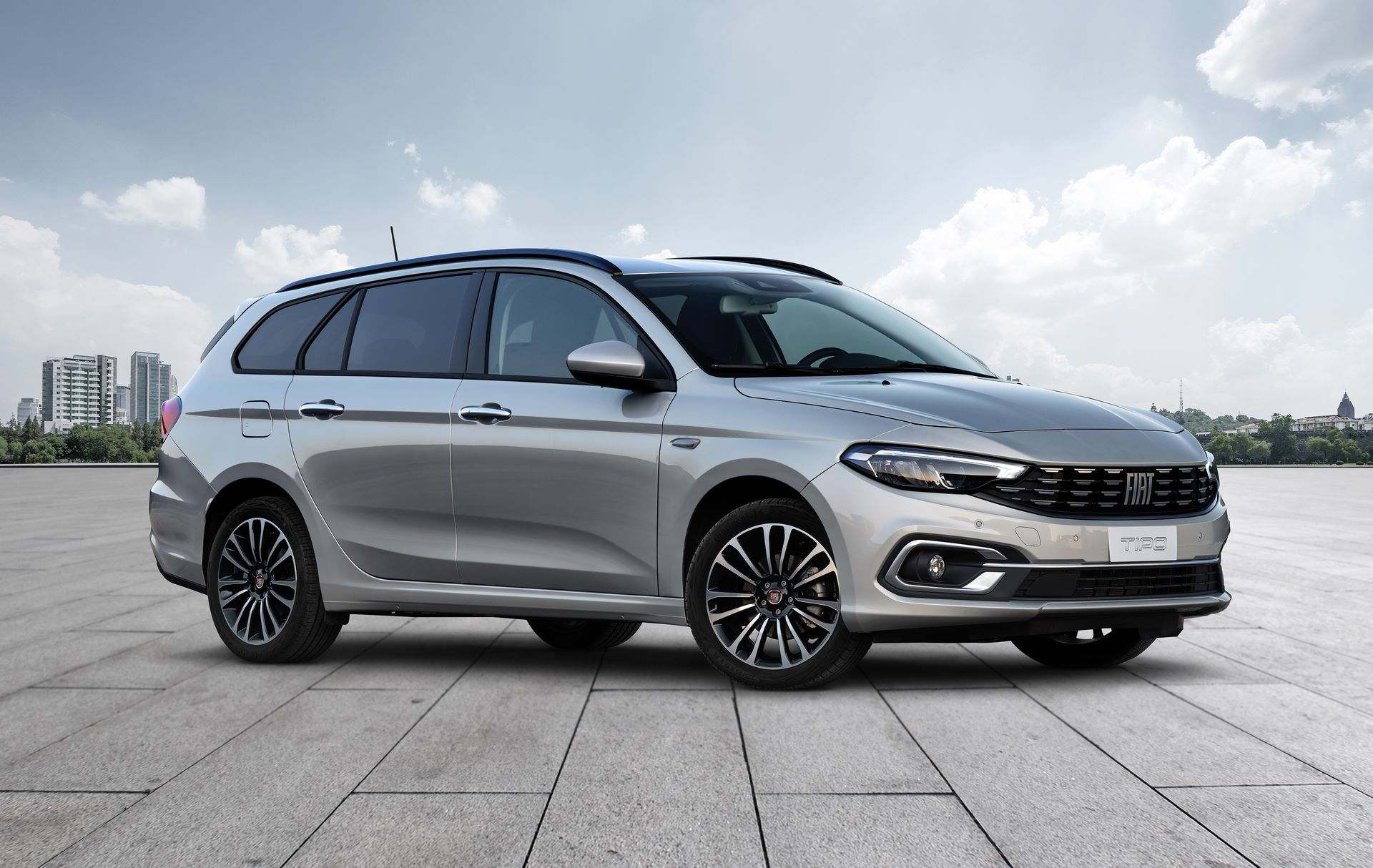 Fiat Tipo SW (2021): lifting