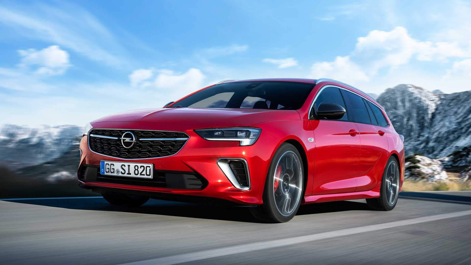 Opel Insignia GSI Sports Tourer 2020
