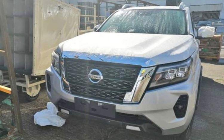 Nissan Navara (2021): pickup bez kamuflażu