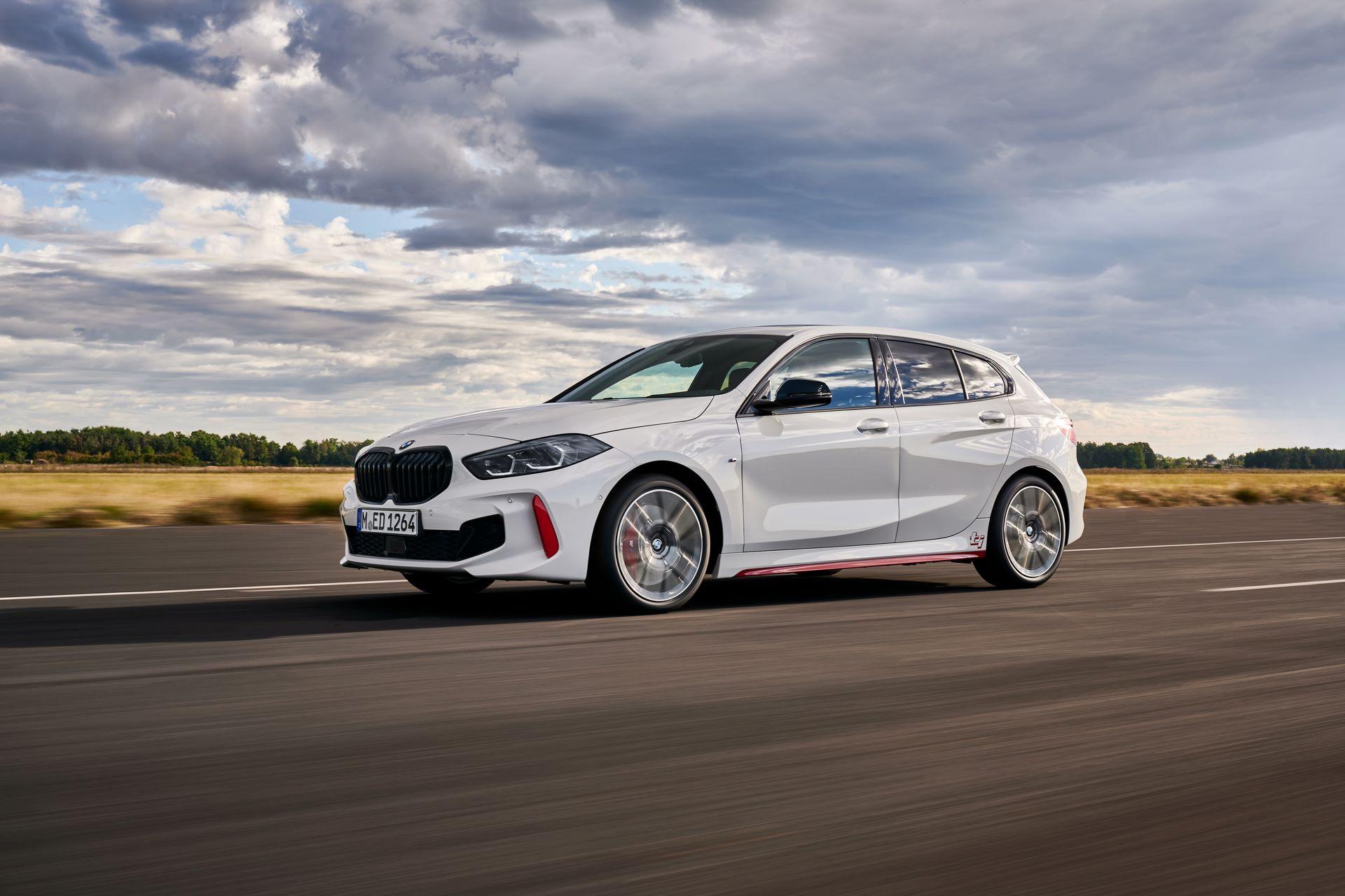 BMW 128ti (2021)