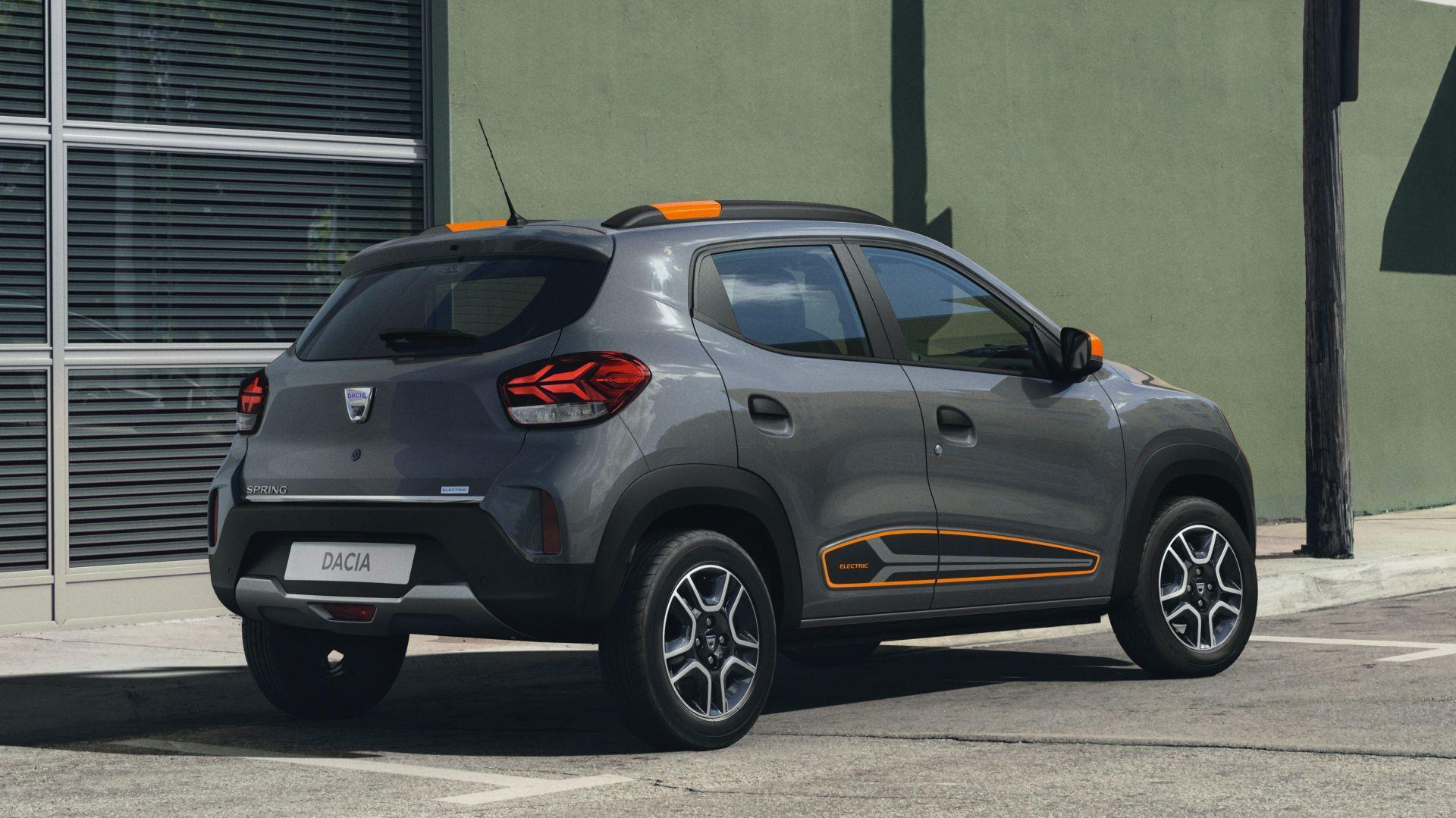 Dacia Spring (EV) 2021
