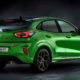 "Ford Puma ST – kolor zielony ""żaba"""