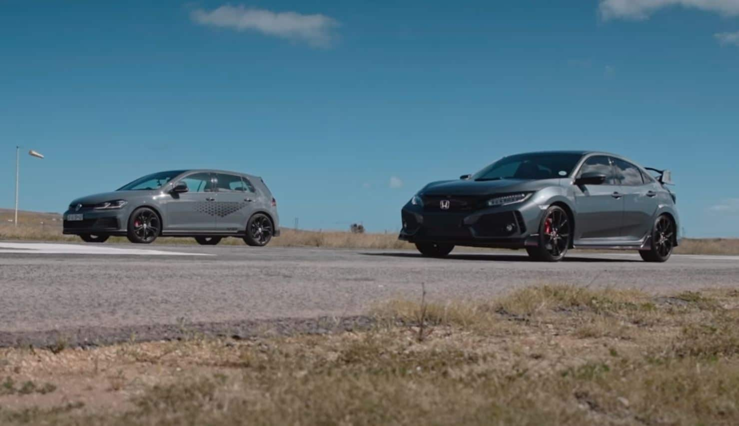Civic Type R vs. Golf GTI TCR