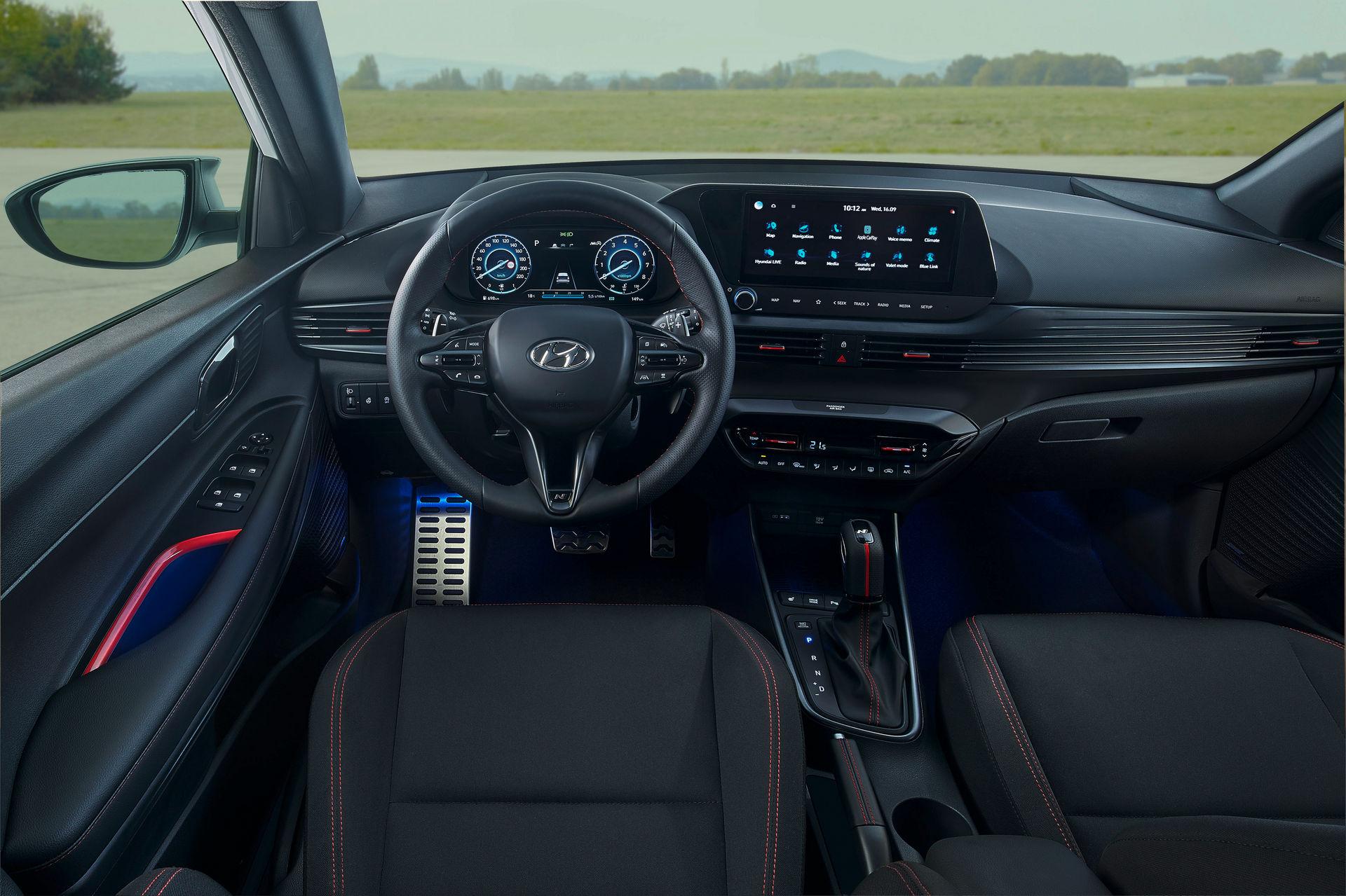 Hyundai i20 N Line (2021)