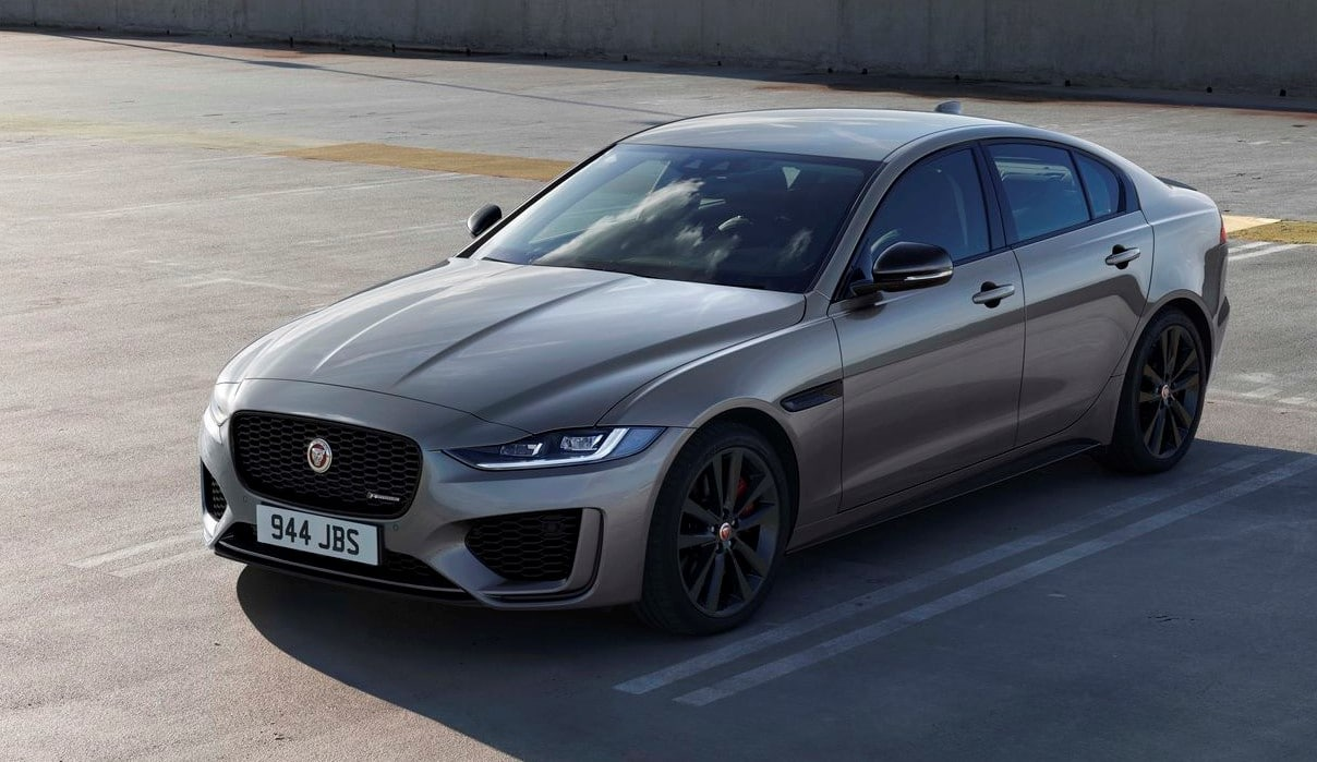 Jaguar XE (2021) facelift / lifting