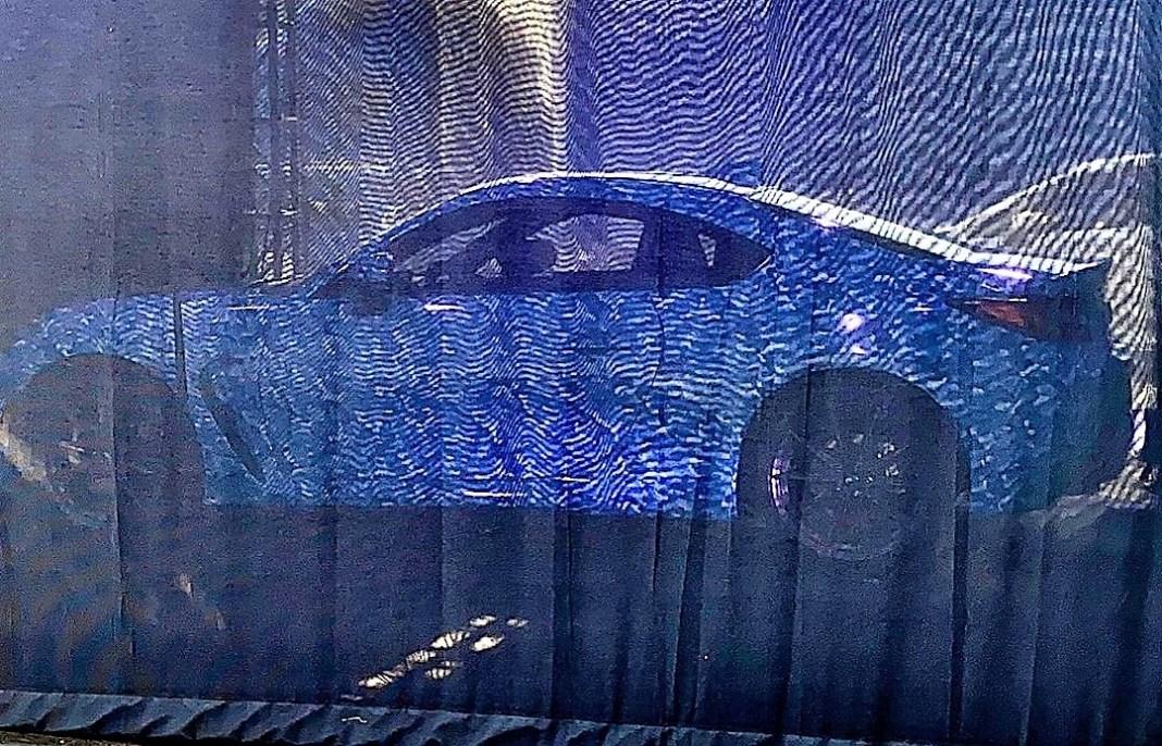Subaru BRZ (2021) – zwiastun zdjęciowy
