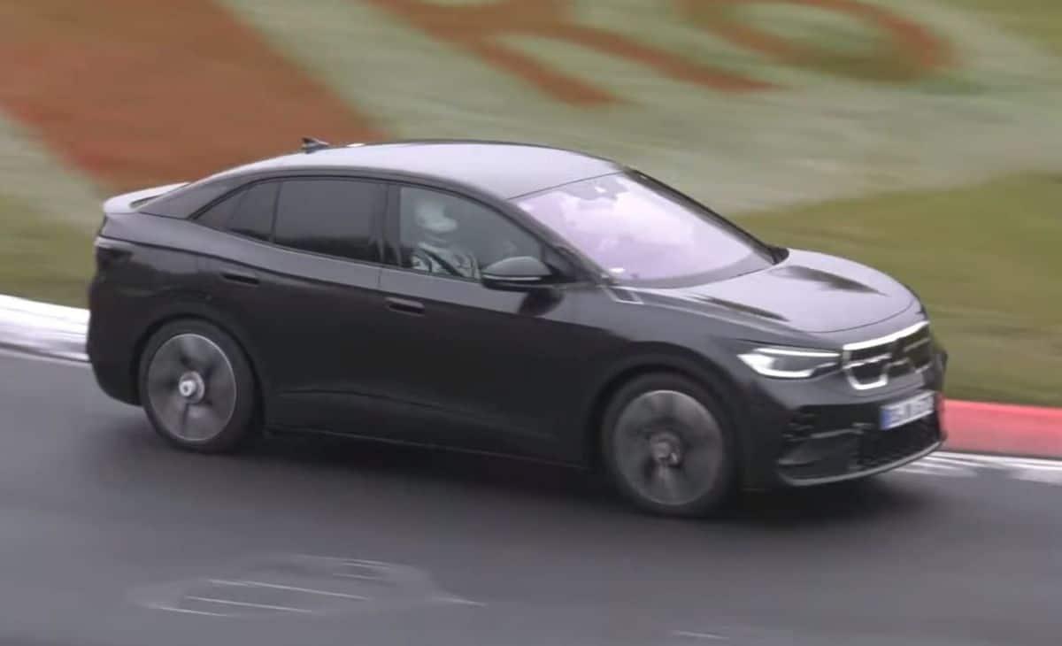 Volkswagen ID.4 Coupe: może nazywać się ID.4 GTX lub ID.5