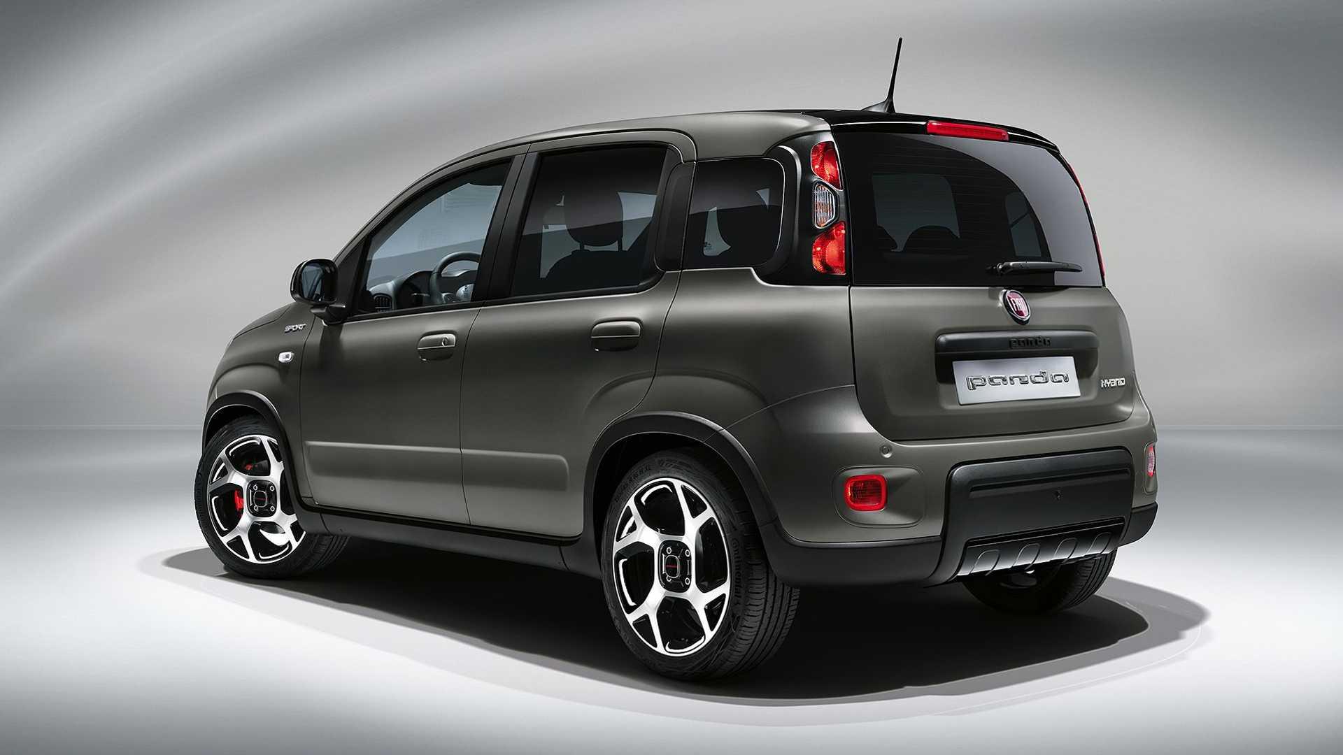Fiat Panda Sport (2021)