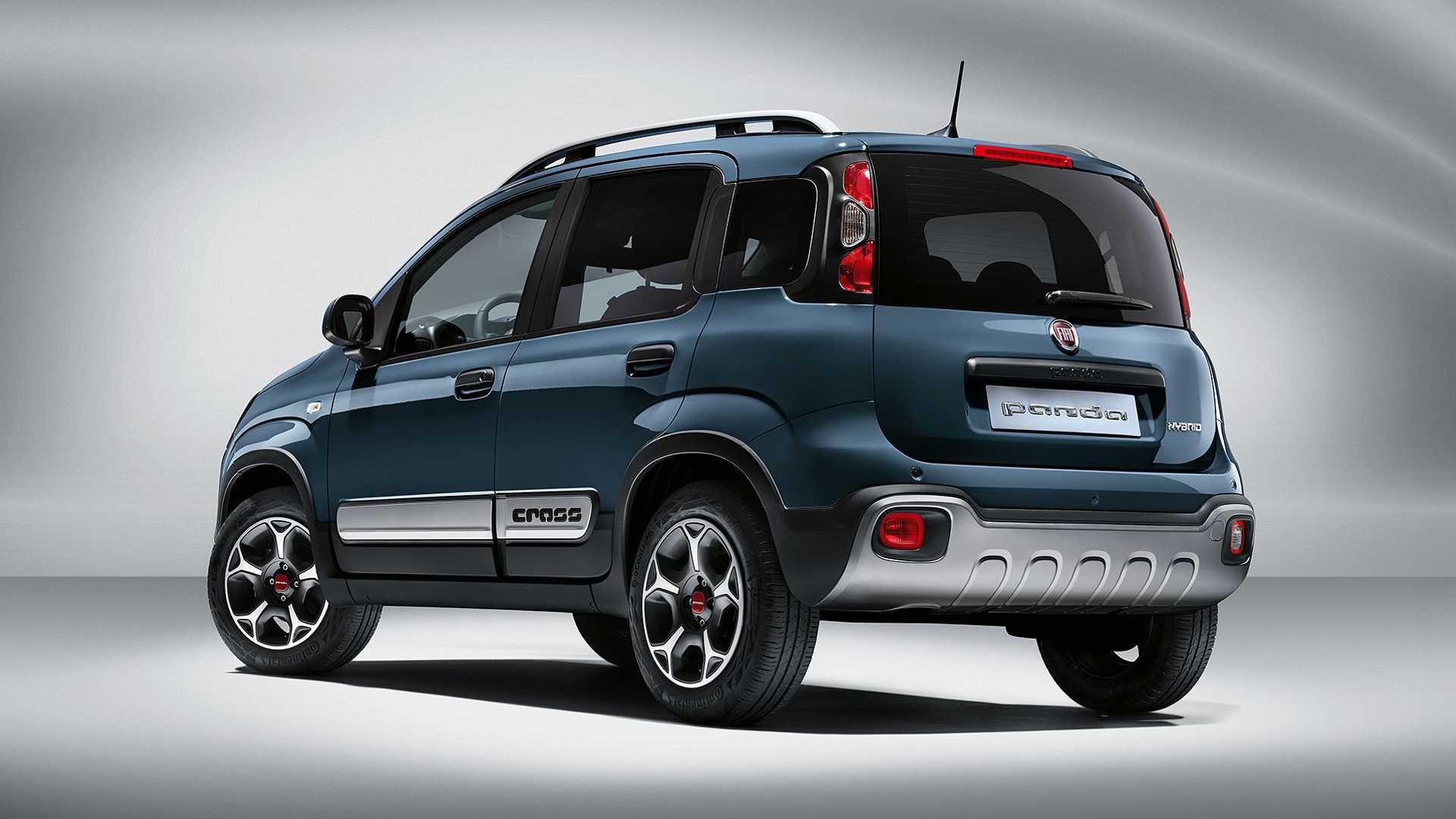 Fiat Panda Cross (2021)