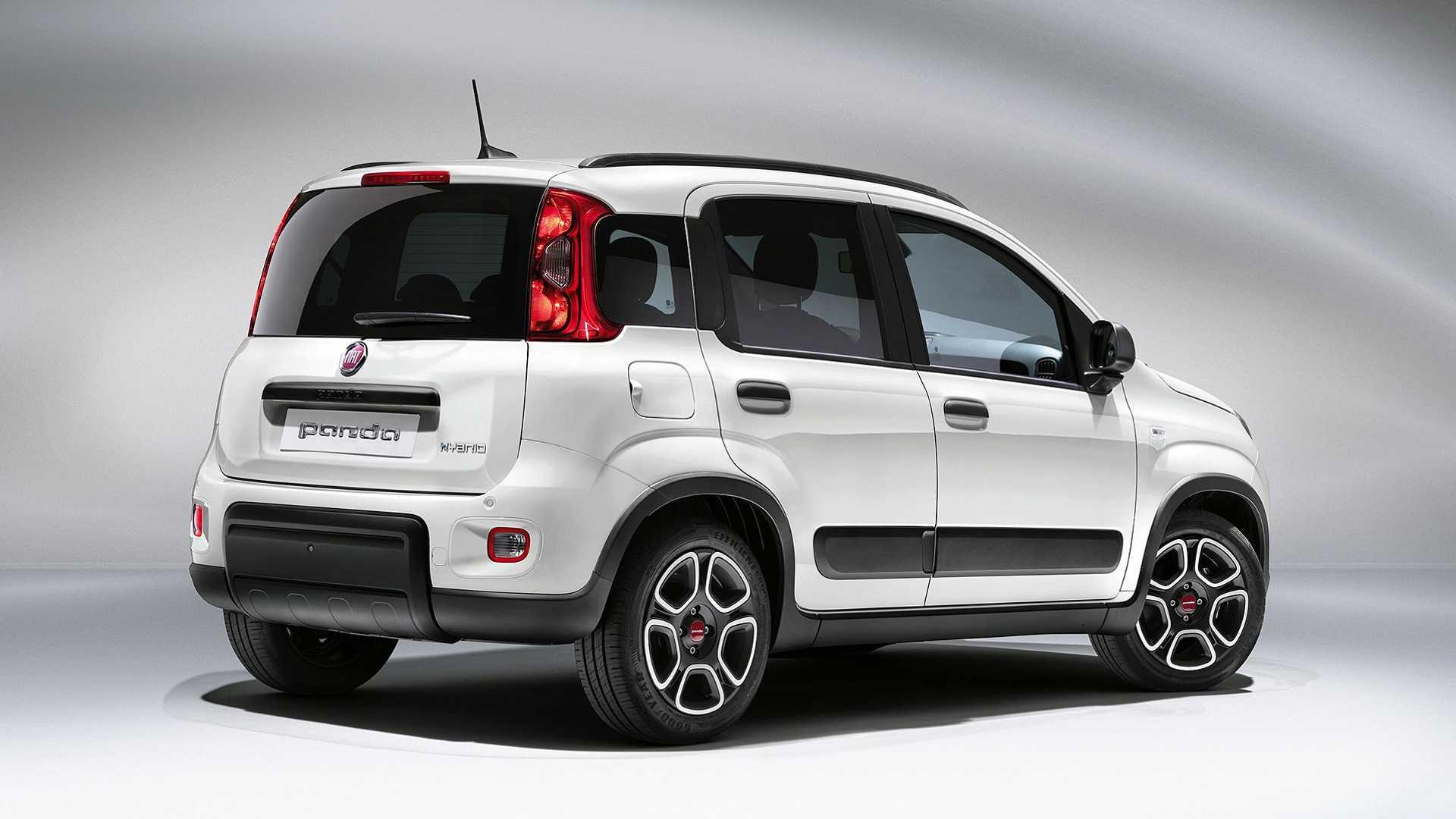 Fiat Panda City Cross (2021)