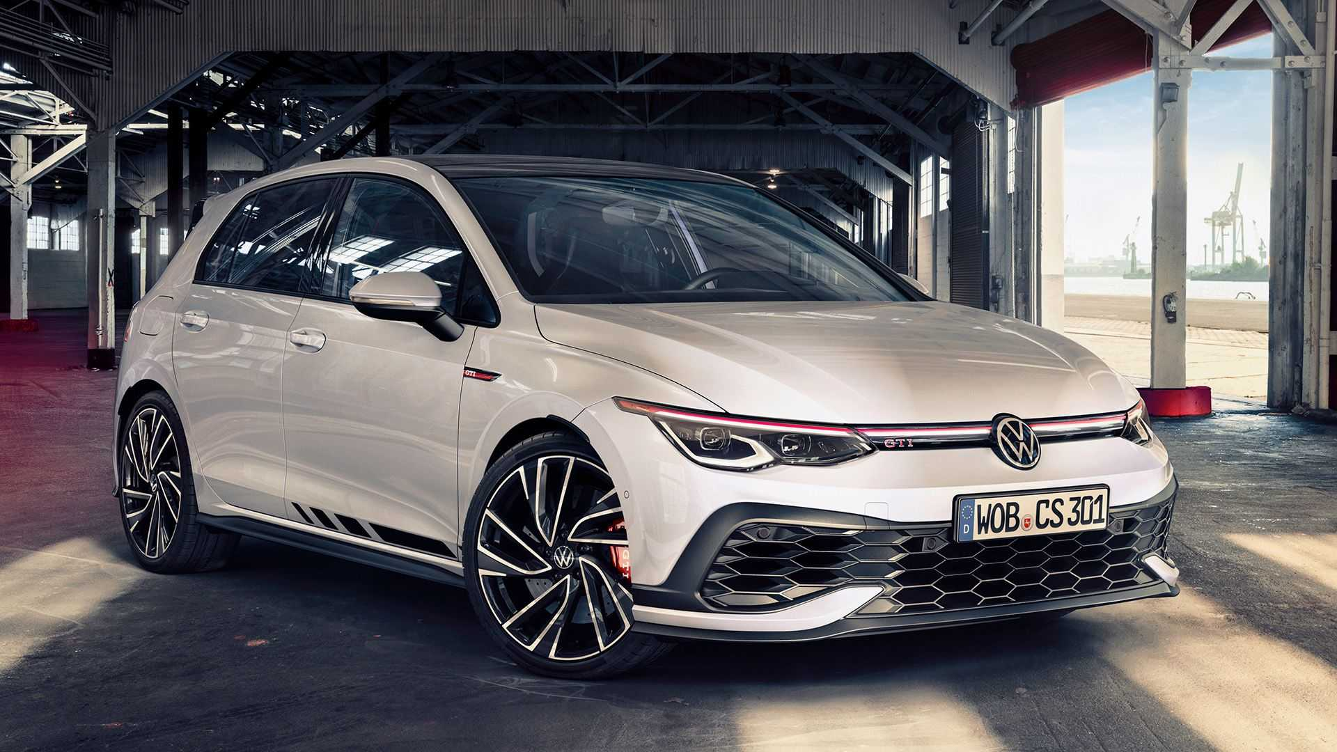 Volkswagen Golf GTI Clubsport (2021)