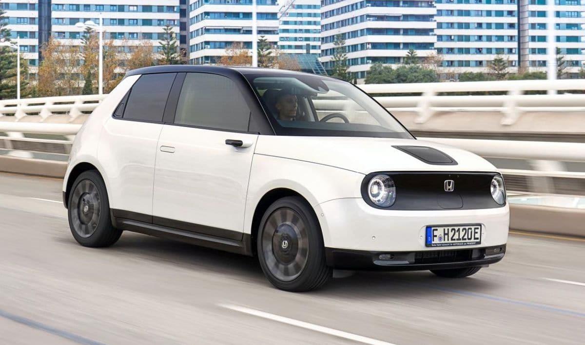 Honda e (BEV) 2020: wersja produkcyjna