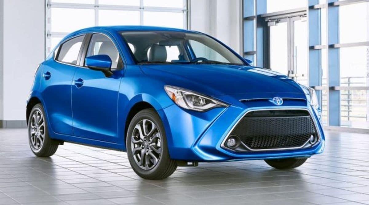 Toyota Yaris: wersja amerykańska (2020)