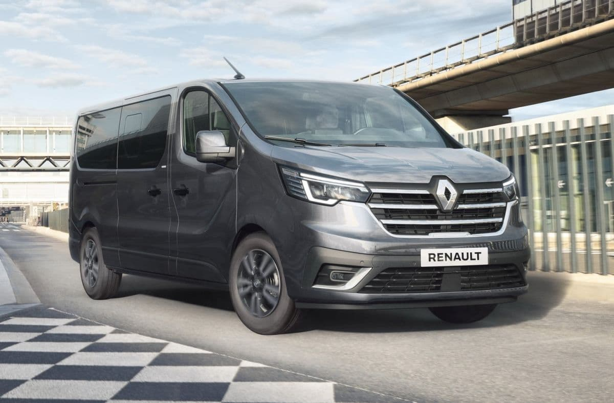 Renault Trafic (2021): face lifting