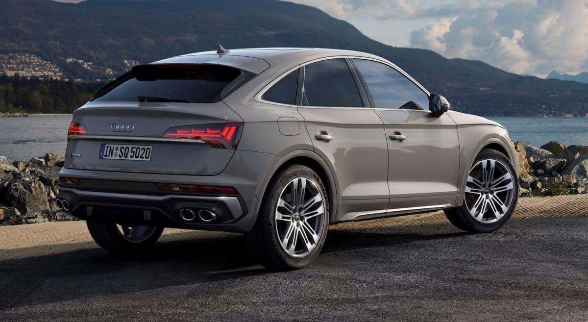 Audi SQ5 Sportback TDI (2021)