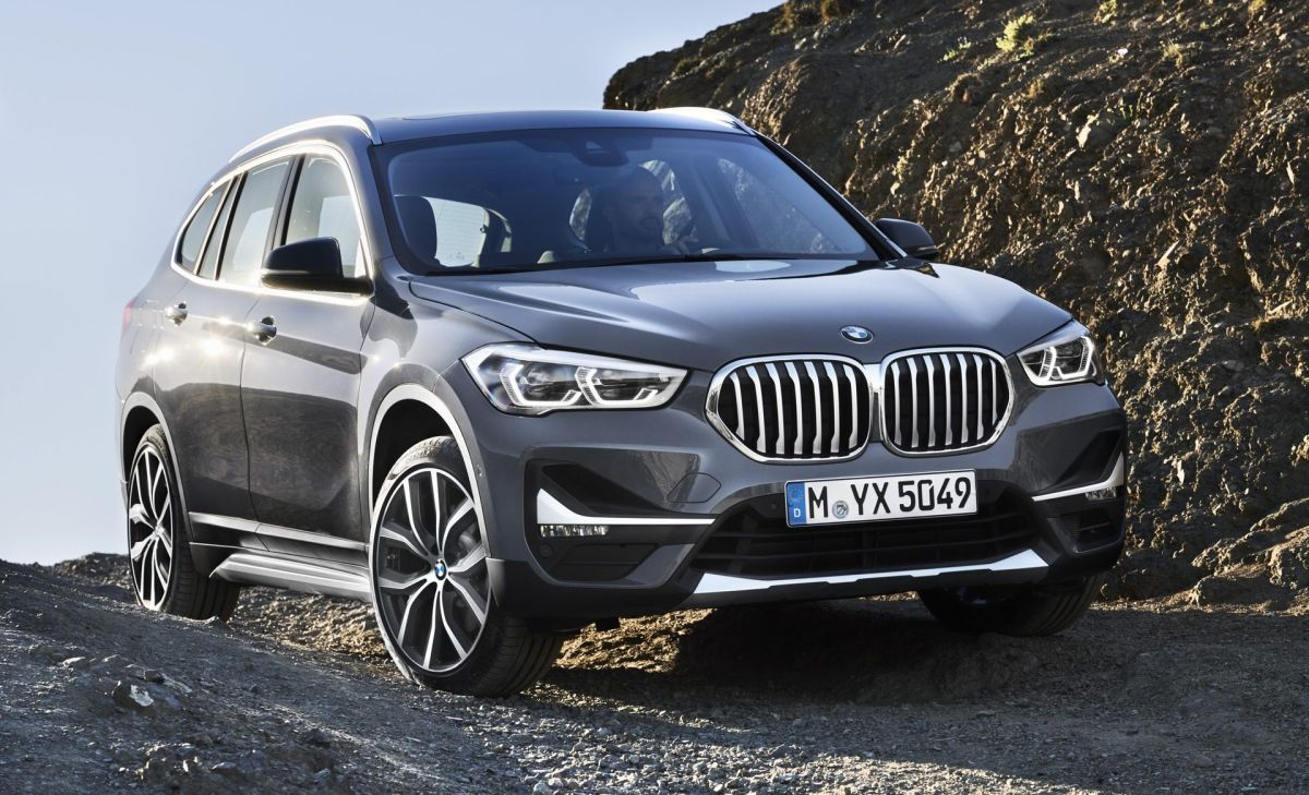 BMW X1: facelift (2019)