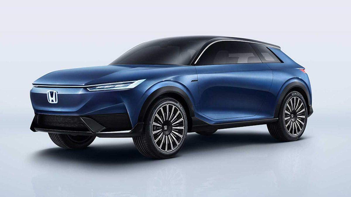 Honda SUV e Concept: elektryczny prototyp Hondy