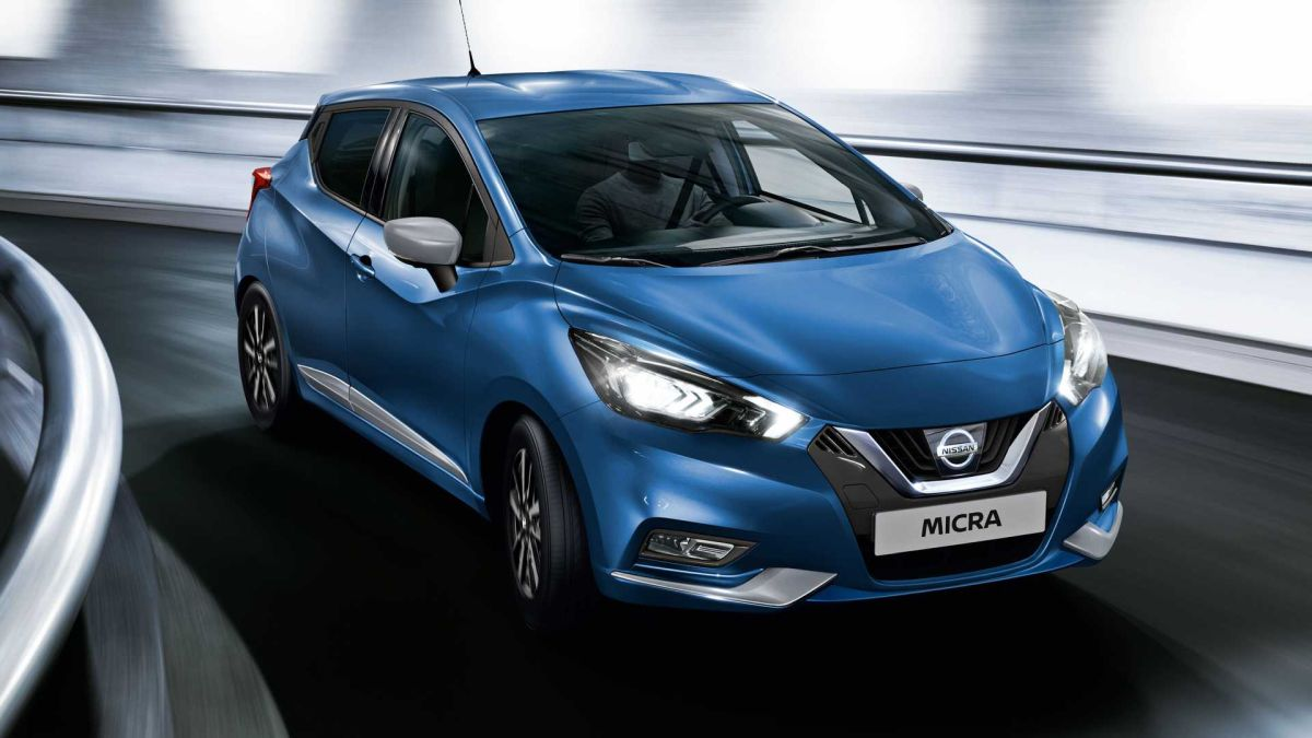 Nissan Micra lifting (2021)