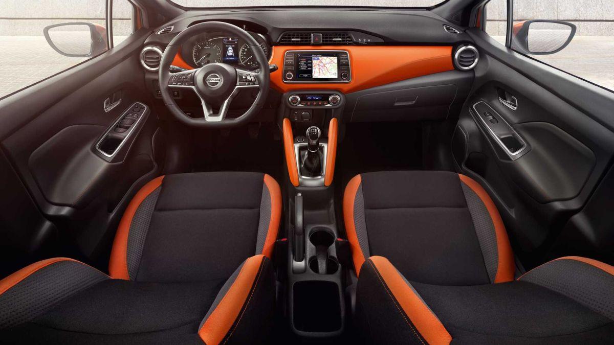 Nissan Micra N-Design lifting (2021)