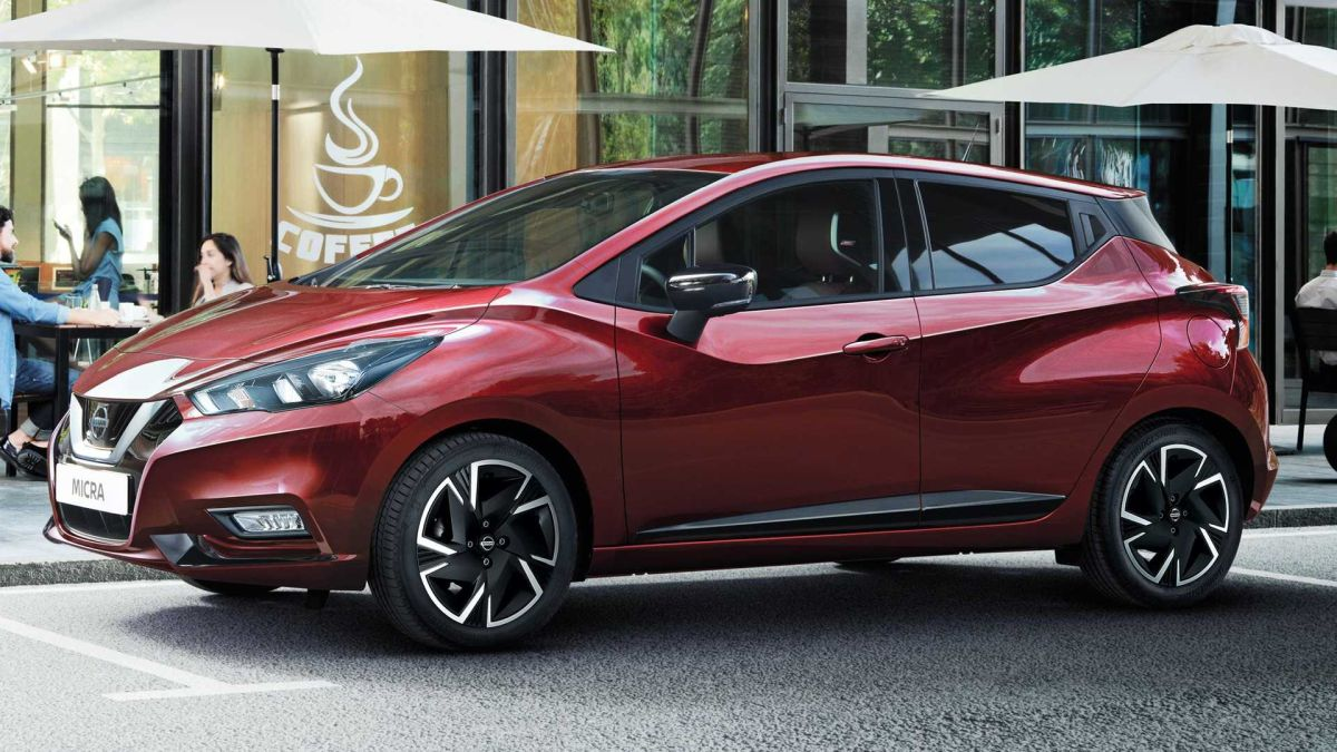 Nissan Micra N-Sport lifting (2021)