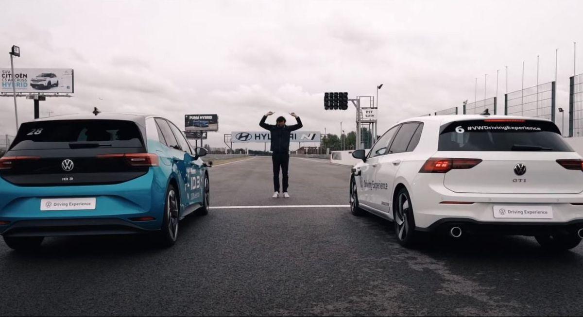 Volkswagen Golf GTI vs. ID.3