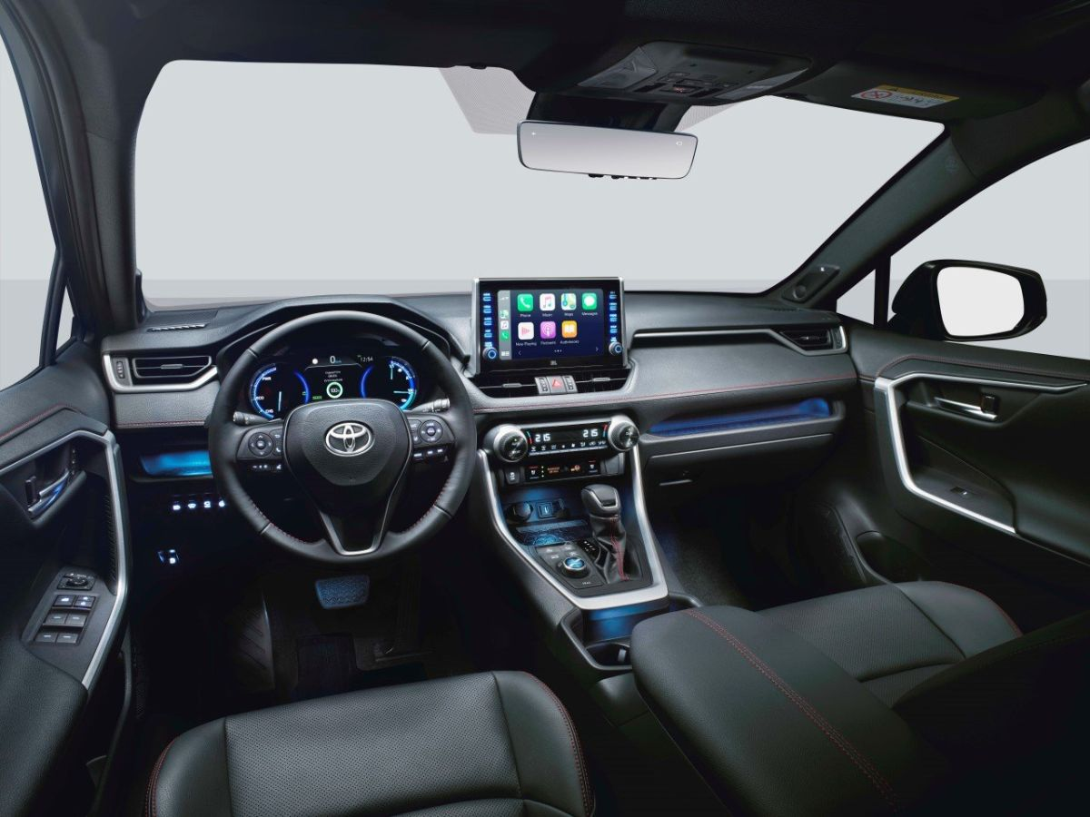 Toyota RAV4 Plug-in Hybrid (PHEV) 2020