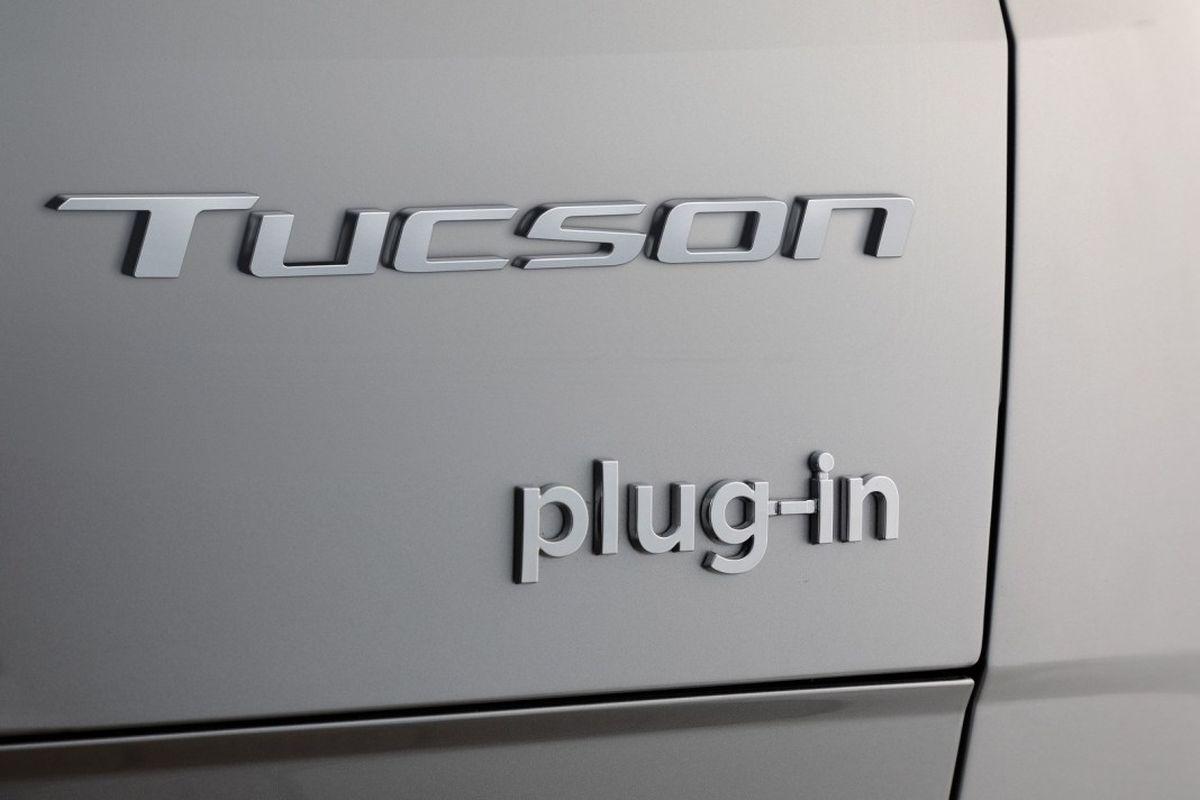 Hyundai Tucson 2021 (PHEV) plug-in hybrid