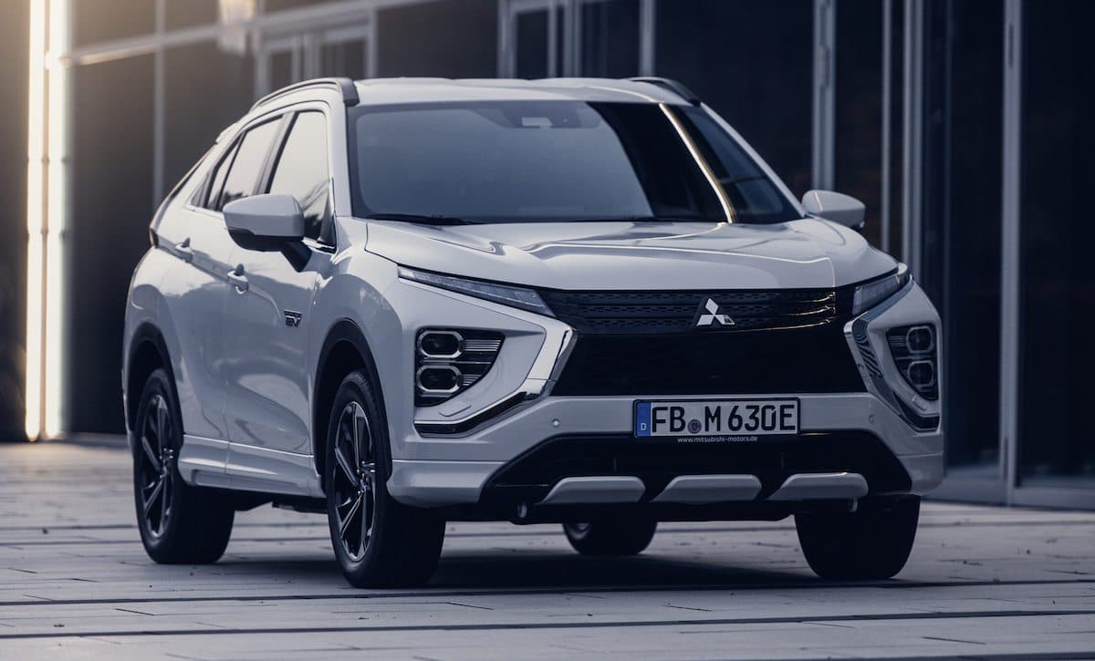Mitsubishi Eclipse Cross 2021 (PHEV)