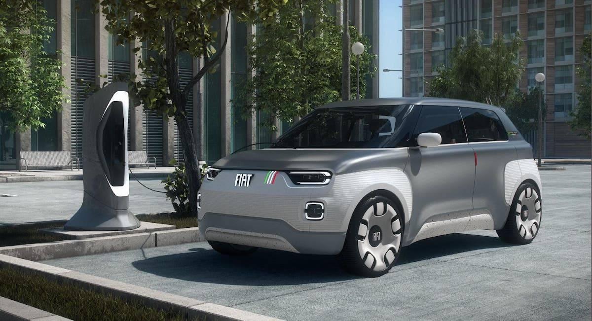 Fiat Centoventi: prototyp, który zapowiada nową Pandę