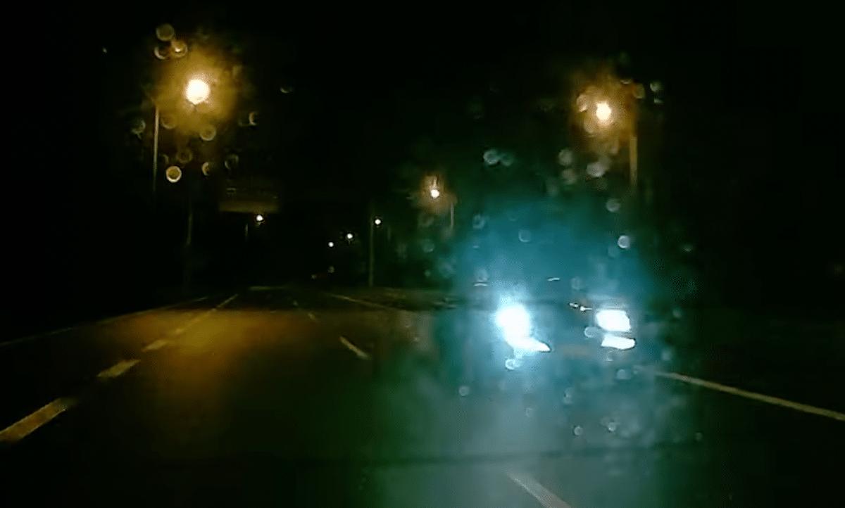 Porsche 911 Turbo S: wypadek w Ostrowie
