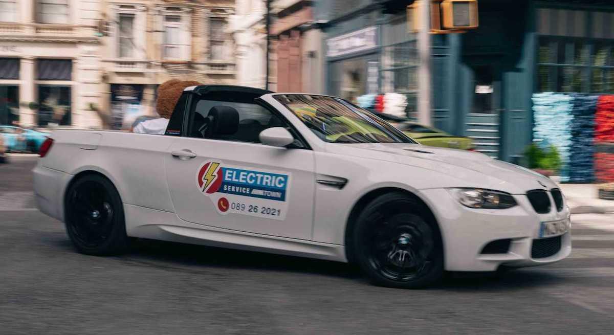 BMW M3 Pickup: samochód koncepcyjny