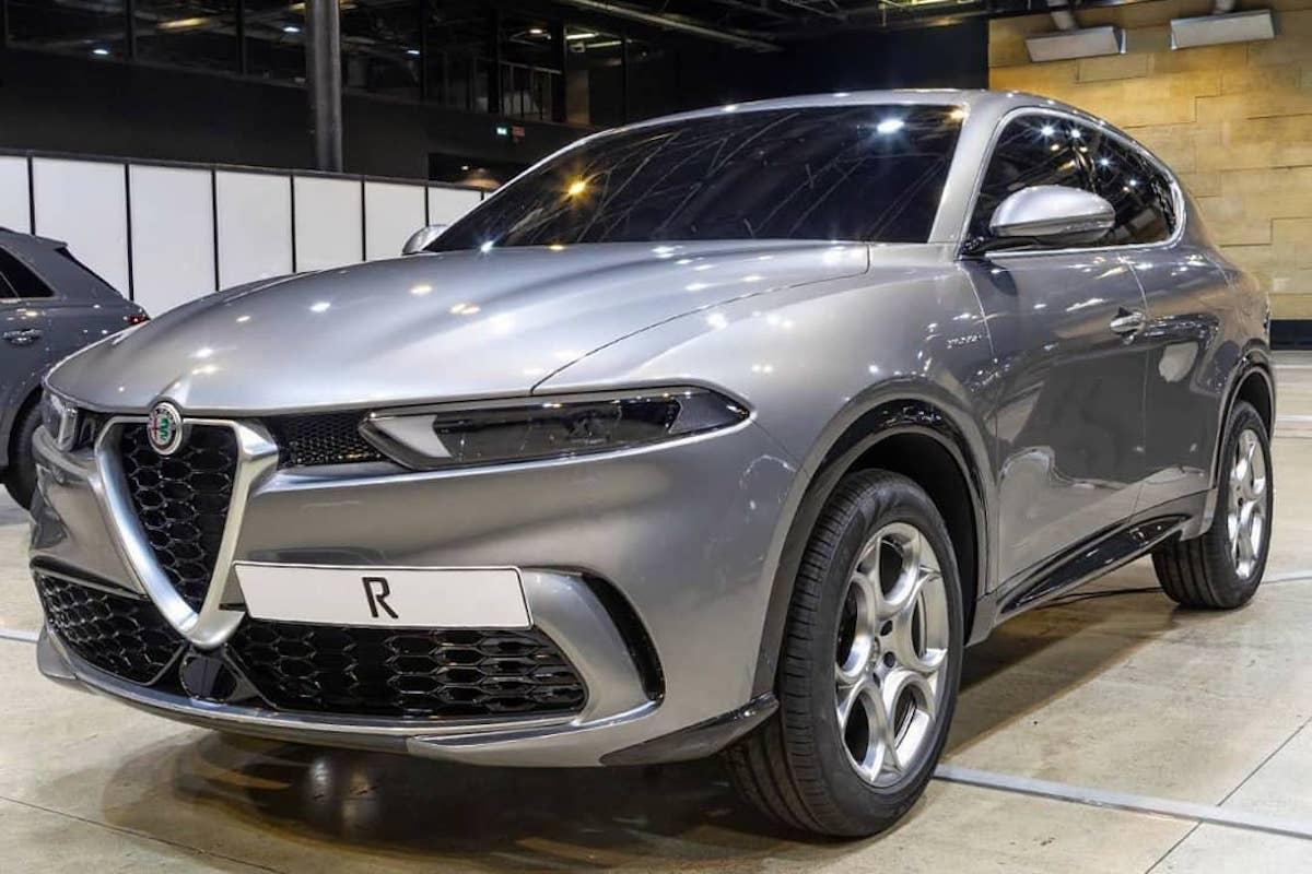 Alfa Romeo Tonale (2019)