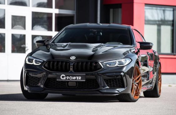BMW M8 Gran Coupe: G8-M tuning