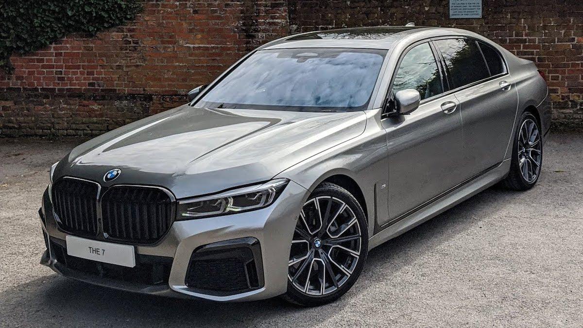BMW 730d (2020)