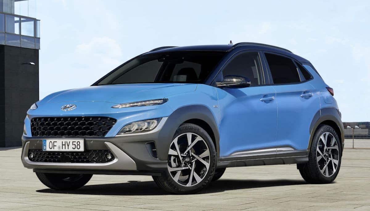 Hyundai Kona 1.6 T-GDI (2021)