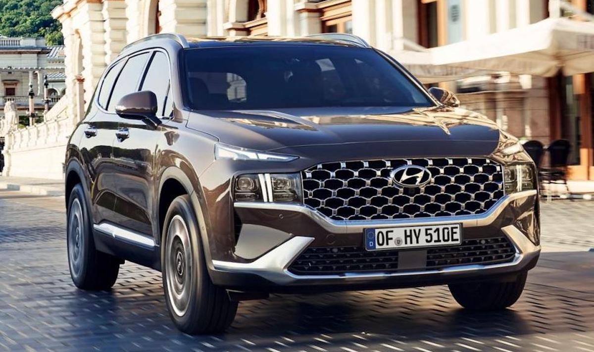 Hyundai Santa Fe Plug-in Hybrid (PHEV) 2021