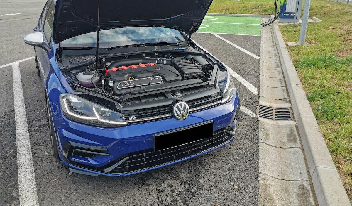 Volkswagen Golf R: silnik z Audi RS3