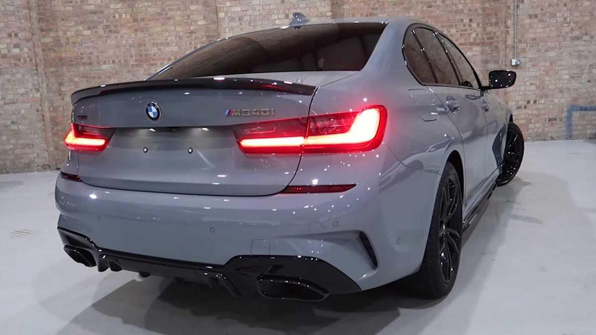 BMW M340i xDrive Nardo Gray