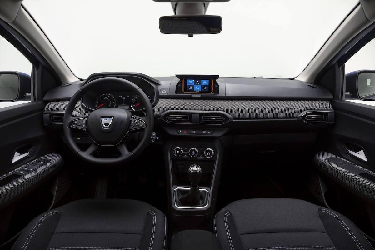 Dacia Sandero Comfort (2021)