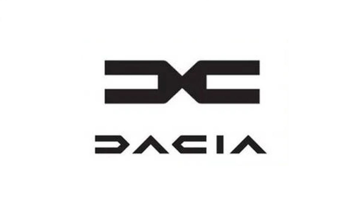 Noul logo Dacia (2021)