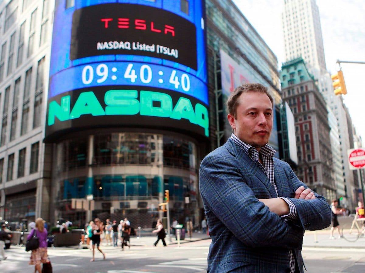 Elon Musk: szef Tesli i Space X