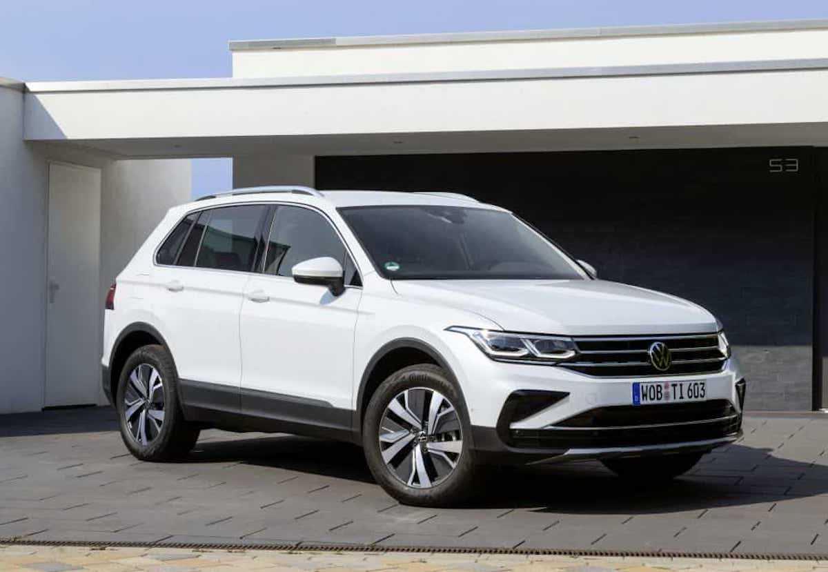 Volkswagen Tiguan eHybrid (2021)