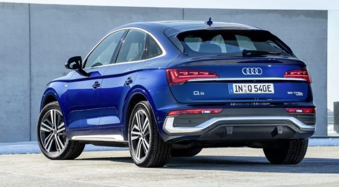 Audi Q5 Sportback plug-in hybrid (PHEV)