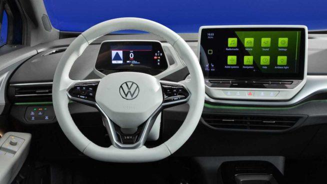 Volkswagen ID.4 (2021): wnętrze
