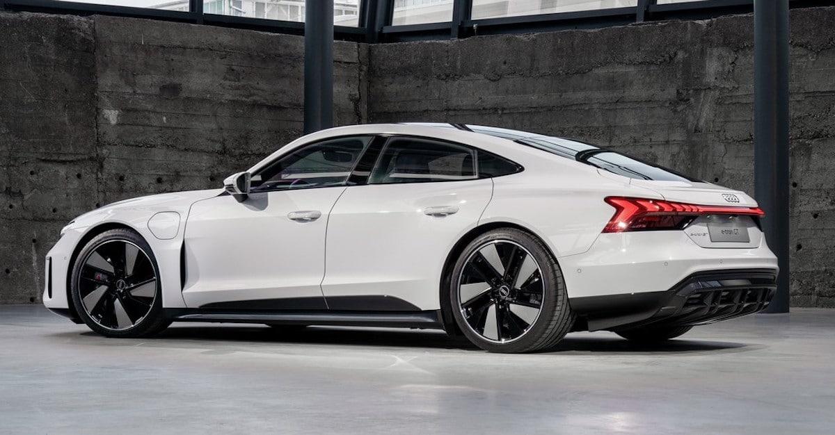 Audi E-Tron GT (2022)