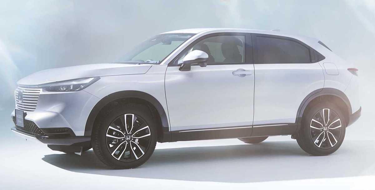 Honda HR-V e:HEV (2021)