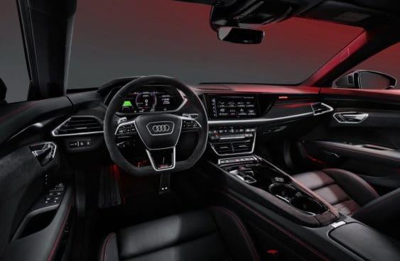 Audi RS E-Tron GT (2022)
