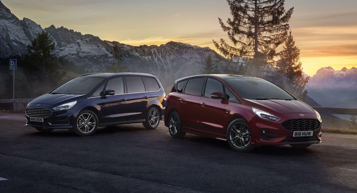 Ford Galaxy Hybrid i S-MAX Hybrid