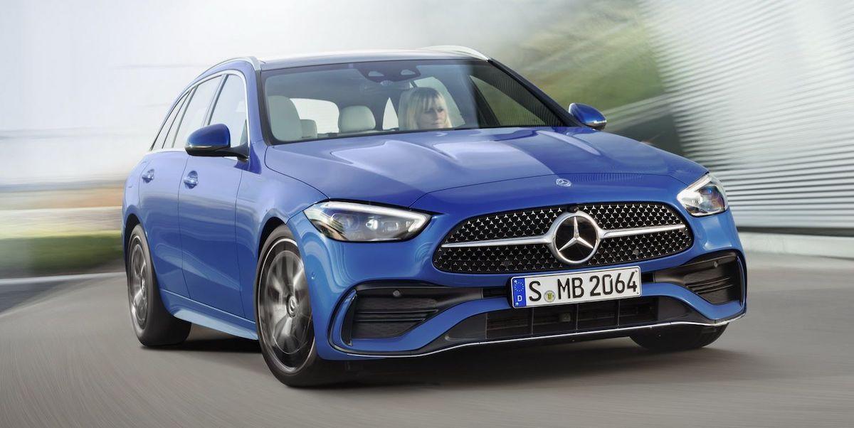 Mercedes Klasy C (2022) W206 Kombi