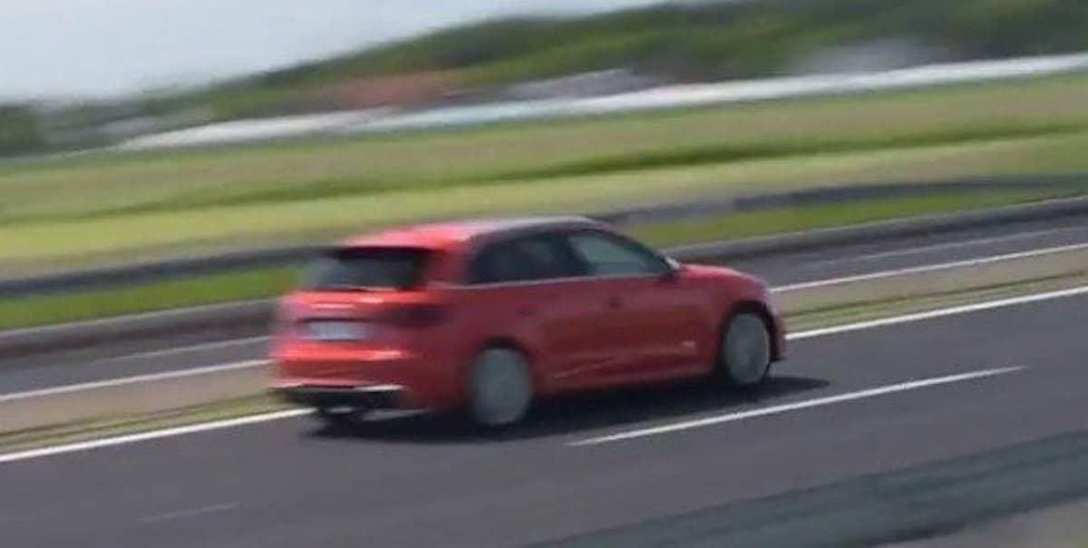 Audi RS3 Sportback (2015)